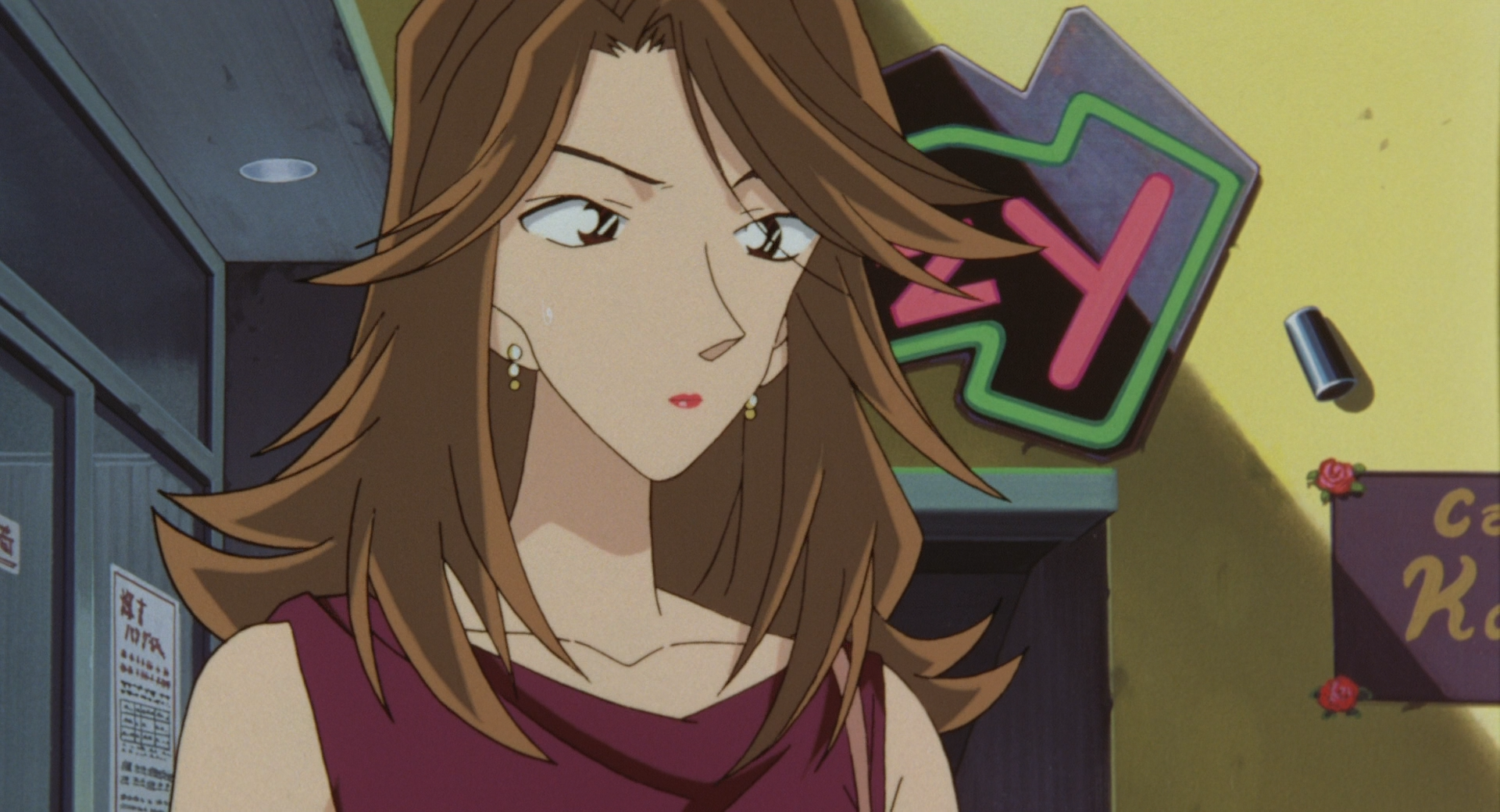 Anime44 detective conan movie 4 : Housewives of beverly