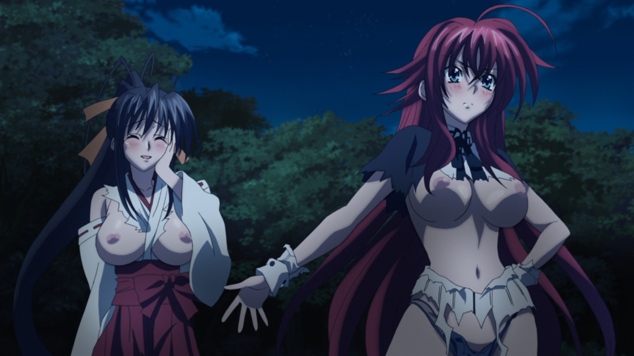 download highschool dxd season 2 ova