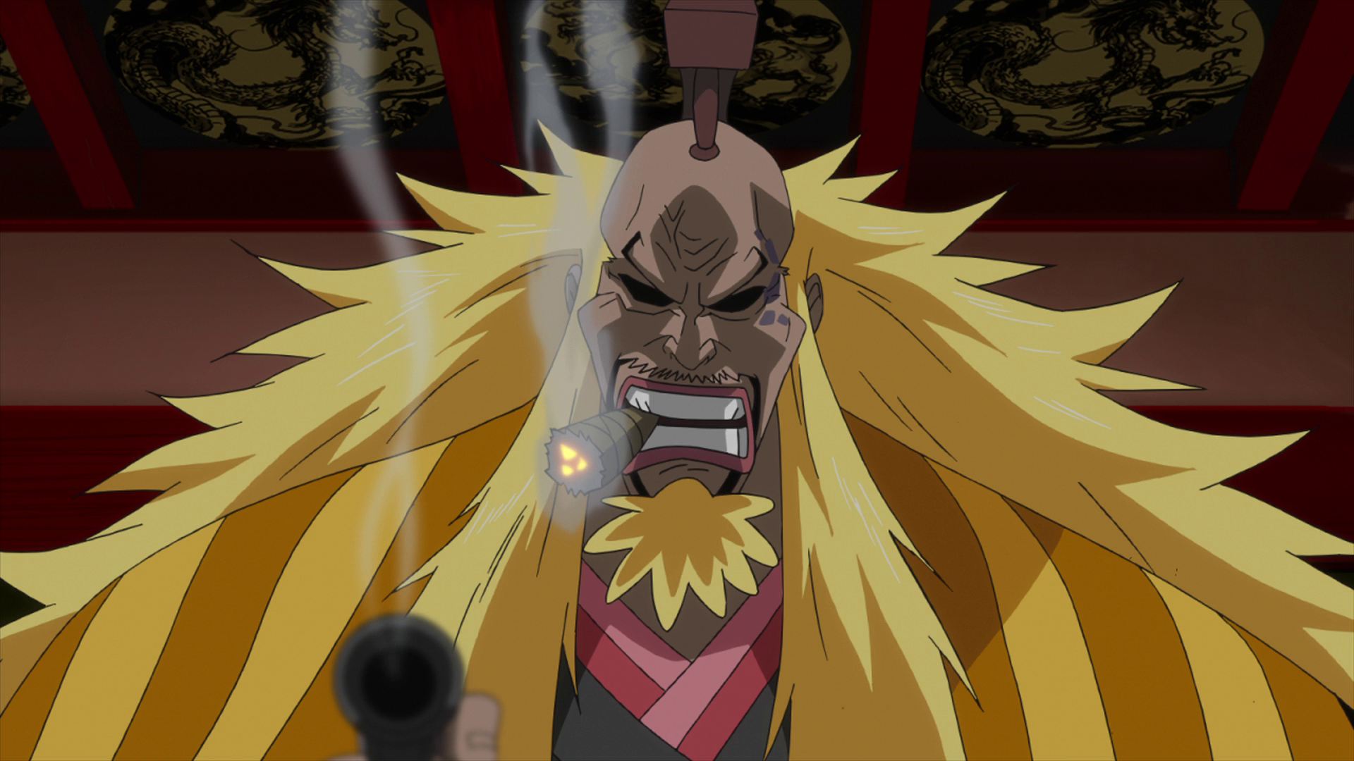 One Piece: Strong World | Yousei-raws